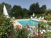 2 Bedroom Gite with Swimming Pool near Vouvant