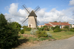 The Windmill, Bournezeau, Vendee