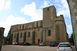 St.Nicholas church, Chaize le Vicomte