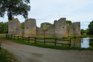 ommequiers astle,  Cedit Chatsum