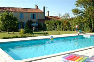 4 bedroom holiday cottage in the Vendee