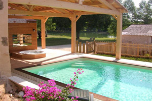 Vendee cottage with Swimming Pool