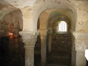 Crypt of Curzon Church