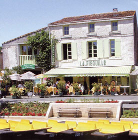 La Pigouille Restaurant Coulon