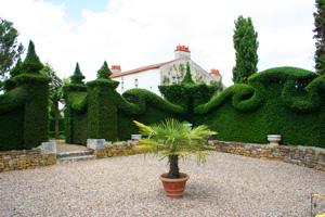 Photo gallery of jardin du batiment thire for Jardin william christie