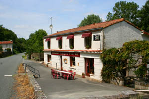 Attractions of the marais olonne for Restaurant montaigu