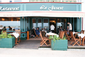 Le Jusant Restaurant, l,Herbaudiere