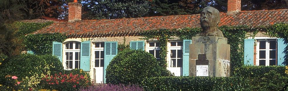 Maison & jardins de Georges Clemenceau