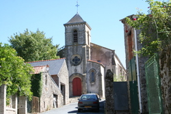 The Church at Mallievre