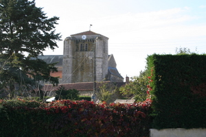 Church, Mouilleron-en-Pareds