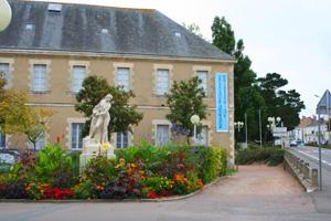 Musee de l 39 abbay saint croix les sables d 39 olonne for Abbaye de st croix salon