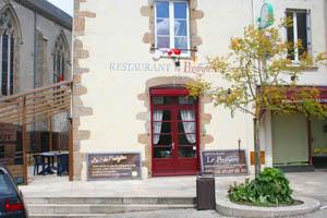 Presbytere restaurant at tiffauges for Tiffauges restaurant