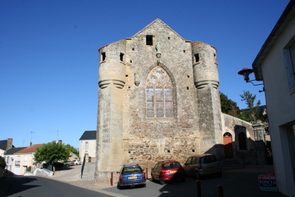 Fortified Church Reaumur