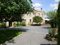 4 bedroom gite with heated swimming pool